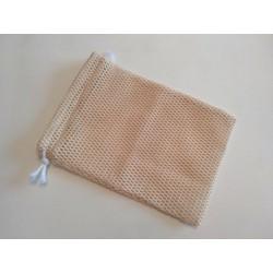 Filet de lavage 100% coton bio